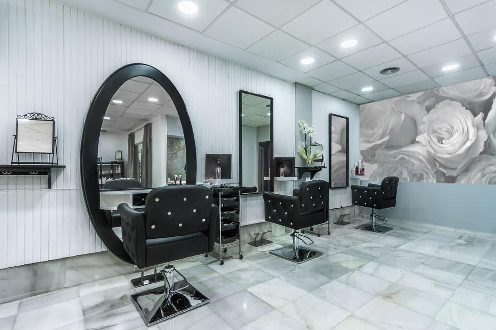 Funkcjonalny system do salonu fryzjerskiego